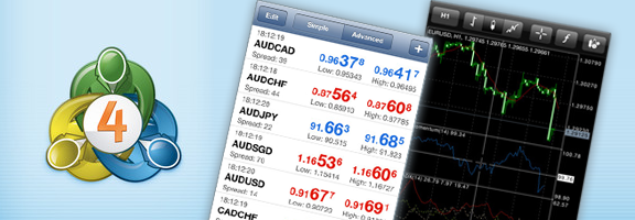 MetaTrader4 : Best Finance Market Tool for Your iOS Device