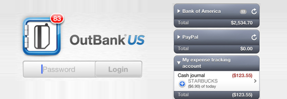 Mange your Personal Finances in an effortless manner using OutBank US App