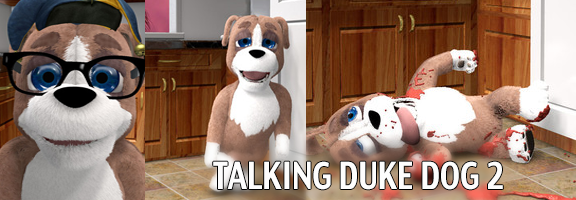 Talking Duke Dog 2 : Special App for Pet Lovers