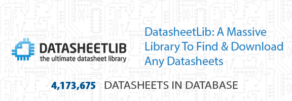 DatasheetLib.com : Now Remove Search Hazards for Datasheets