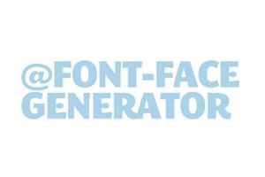 font_face_generator