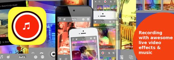AvFX – Spice up Your Instagram Videos