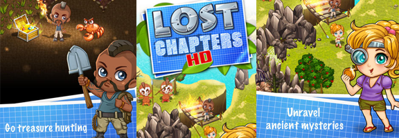 Lost Chapter HD: Start your Fun Quest