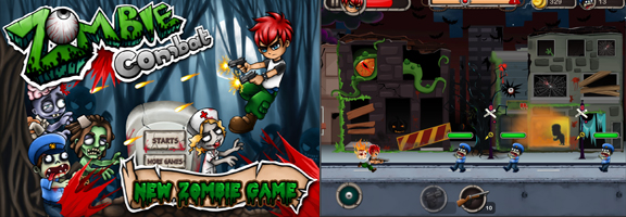 Zombie Combat –Unlimited Halloween Fun