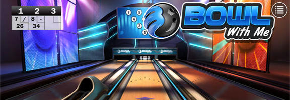 Bowl with me – An Addictive Bowling Game