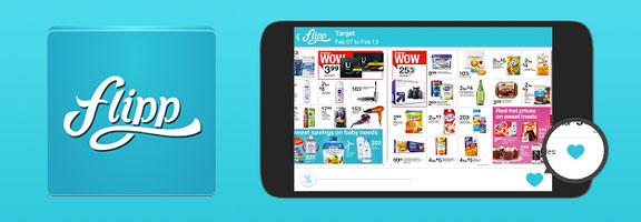 Save Money on Regular Items with Flipp the App