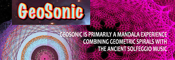 Combine Music with Geometric Patterns with GeoSonic