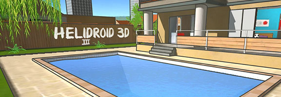 Helidroid 3D: The Ultimate Mission with Helicopters