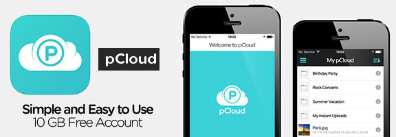 pCloud- An Enhanced File Stroage System