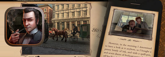 Enjoy the Mystery Adventure of Sherlock with SHERLOCK: Interactive Adventure