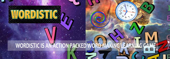 Learn Words in Fun with Wordistic