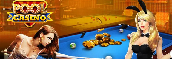 Experience Real Thrill of Pool in Pool Casino