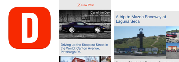 Share Your Car's Story with DRIVE.NET