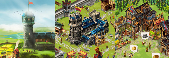 Empire: Four Kingdoms- The Master Social Strategy Game