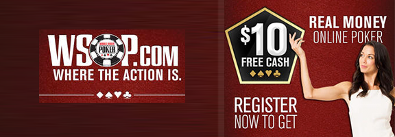 WSOP Real Money Poker -TradeMark of Online Poker
