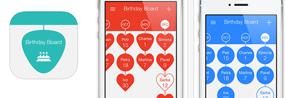 Birthday Board: Make your loved ones feel loved