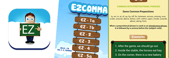 Learn Punctuation in Minutes with Ezcomma