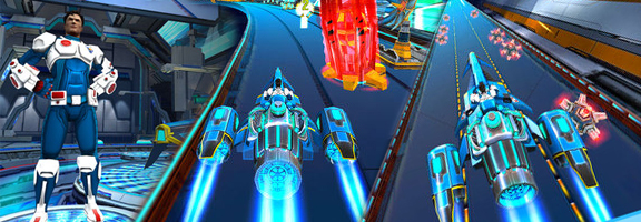 Destroy your Enemies and Move Ahead in Glidefire