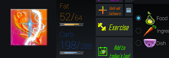 Calorie Counter Macros Diet: Easy Convenient Way to Track Your Diet