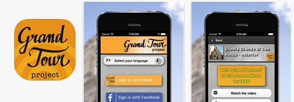 Grand Tour Project – Let's Start Exploring !