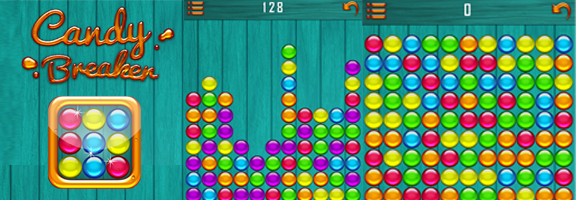 Candy Breaker- All about candy and challenge