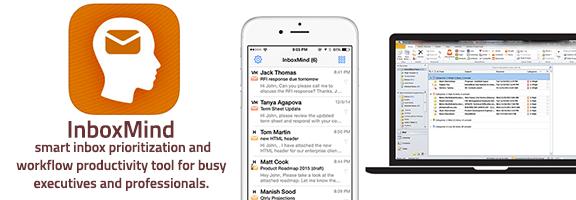 Prioritize your Inbox with InboxMind
