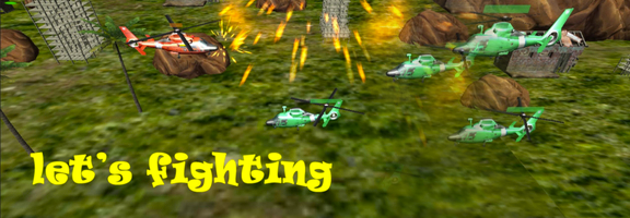Helicopter Air Fighting : Best Air Combat Game