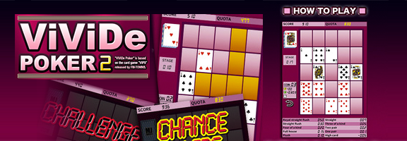 Why You should try out the ViViDe Poker 2-iPhone App?