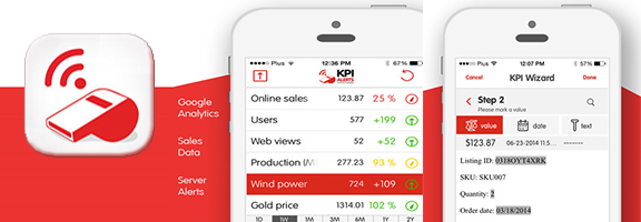 The Benefits of KPI Alerts Professional App