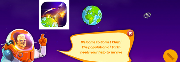 Comet Clash: Get you Hooked for a Long Time
