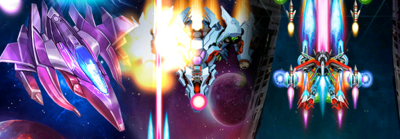 Galaxy Fighters Age of Defeat : Engaging and Interactive Game