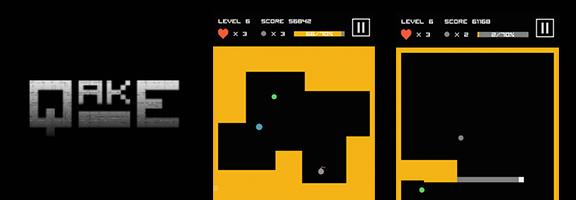 Qake : Amazing Game to Play !