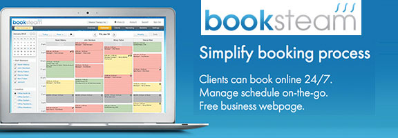 Booksteam.com – Scheduling for Businesses Made Easy!