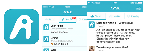 "AirTalk: The Dawn of a Digitized ""Physical"" Talking"