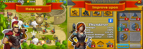 Defense Of Greece TD – Get Immersed in the Ancient Times