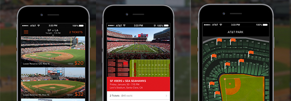Gametime – The Perfect App for the Perfect Seats