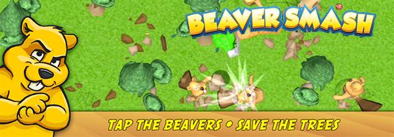 Beaver Smash Webapprtr