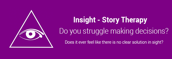 A New Decision-Making Experience: Insight-Story Therapy App!
