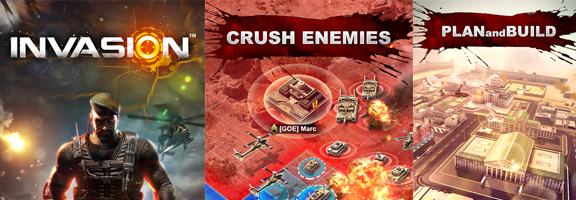 Invasion: Online War Game- Time to test your real time strategy