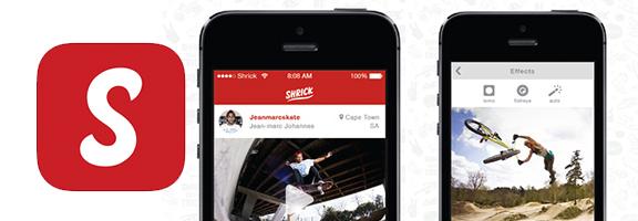 Shrick – Best sports Lifestyle App