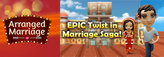 Arranged Marriage – Chance to Escape Guys !!