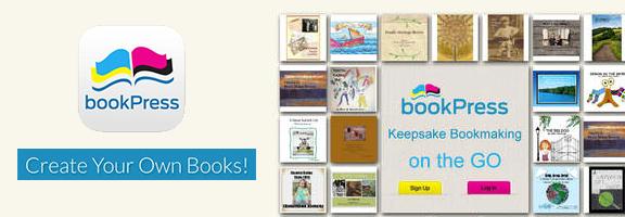 Book Press Webapprater