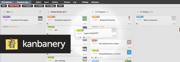 Kanbanery Webapprt