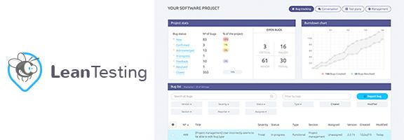 Lean Testing Webapprater