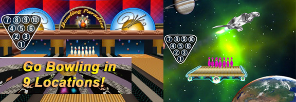 Bowling Paradise 3 : More Fun and Challenging