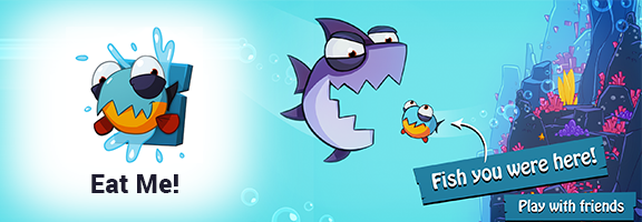 Eat Me ! : An Epic Underwater fun Game