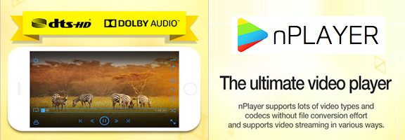 nPlayer – Supports all Music Files, Must Have !