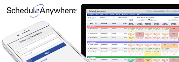 Make the cumbersome task of scheduling simple with ScheduleAnywhere