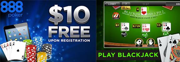 888 Poker NJ- Street Poker