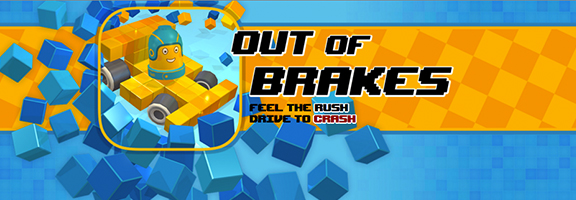 Out of Brakes – Drive Reckless, If you can !